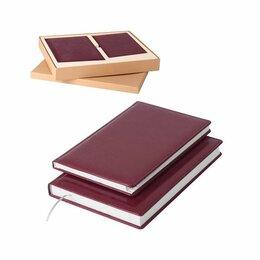 Календари - Набор GALANT Стандарт (ежедневник А5, телефонная книга А5), бордо, 124041, 0