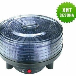 Сушилки для овощей, фруктов, грибов - Электросушилка Ves Electric VMD-4 электрическая сушилка для овощей, 0