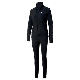 Спортивные костюмы - Костюм с. PUMA Amplified Sweat Black ж., 0