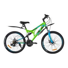 Велосипеды - Велосипед 24' RACER DIRT 270D, 0