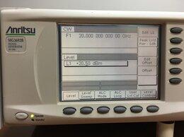 Лабораторное оборудование - СВЧ Генератор Anritsu MG3692B до 20ггц с опциями…, 0