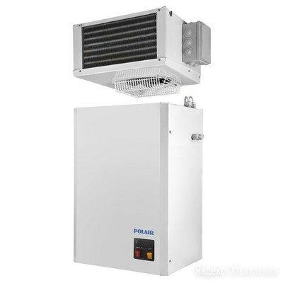 Среднетемпературная установка V камеры 46 мsup3; Polair SM111 M по цене 52900₽ - Прочее оборудование, фото 0