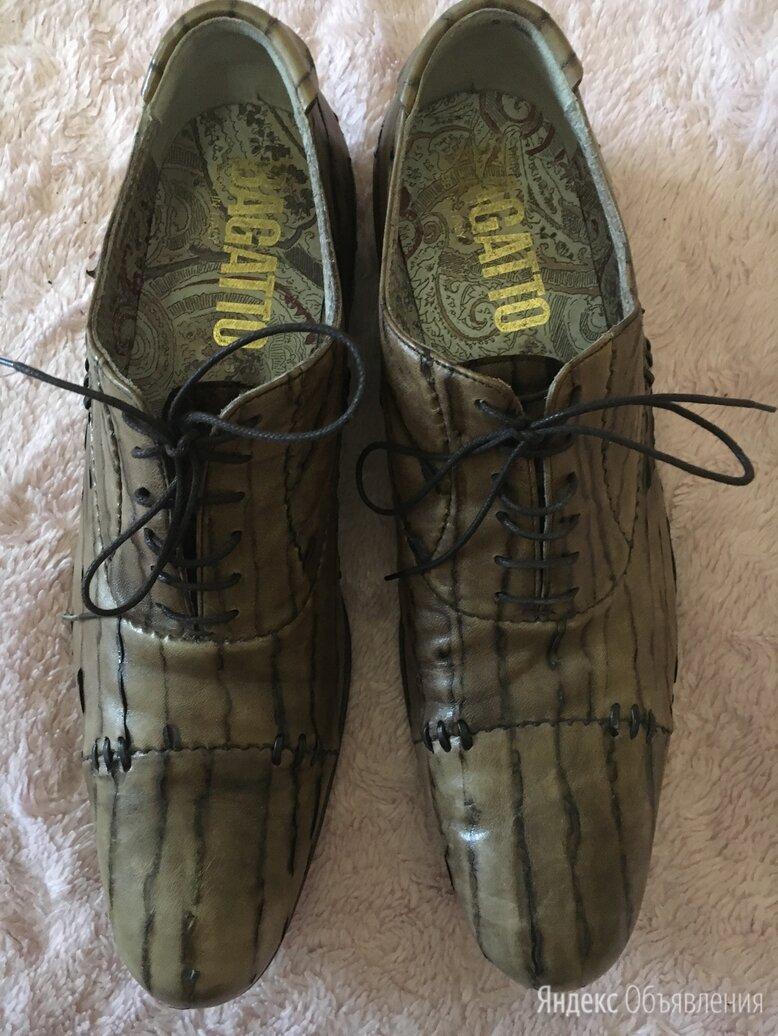 Ботинки Bagatto эксклюзивные оригинальные по цене 10500₽ - Ботинки, фото 0