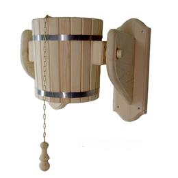 Аксессуары - Обливное устройство из кедра для бани/сауны…, 0