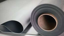 Сайдинг - Logicroof V-RP 1,2 мм ПВХ мембрана серая 2,10х25 м, 0