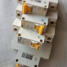 Защитная автоматика - автоматические выключатели IEK, 0