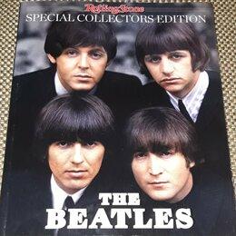 Журналы и газеты - The Beatles / Битлз журнал Rolling Stone, 0
