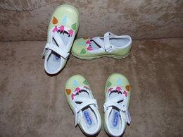Балетки, туфли - Туфли для девочки. Новые. 22 размер., 0