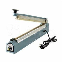 Упаковочное оборудование - Запайщик пакетов ручной с боковым ножом FS-500C, 0