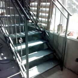 Лестницы и элементы лестниц - Изготовление лестниц., 0