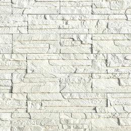 Облицовочный камень - Декоративный камень Montebello slate white, 0