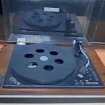 Проигрыватели виниловых дисков - Проигрыватель виниловых пластинок Радиотехника 001, 0