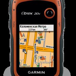 GPS-навигаторы - Навигатор Garmin (Гармин) eTrex 20X GPS, 0