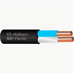 Кабели и провода - ВВГ-Пнг(А) 2х1,5, 0