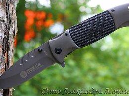 Ножи и мультитулы - Нож складной полуавтомит Boker F83, 0