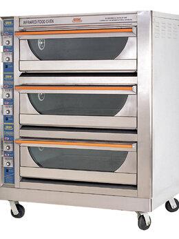 Жарочные и пекарские шкафы - Шкаф жарочный Kocateq GU6, 0