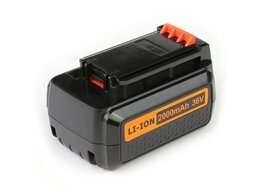 Аккумуляторы и зарядные устройства - Аккумулятор для Black & Decker CD14CA  (36V,…, 0