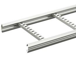 Кабеленесущие системы - SE Лоток лестничный KHZSPZ-300 6м горяч., 0