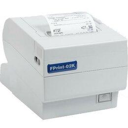 Принтеры и МФУ - Принтер чеков FPrint-02, 0