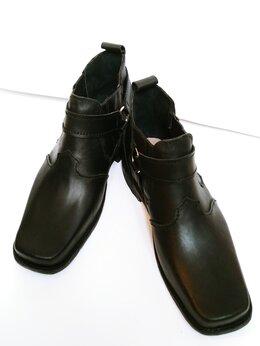 Ботинки - Чопперы. Новые. Обувь ручной работы.44.5-45 размер, 0