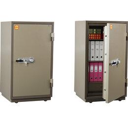 Сейфы - Сейф FRS-127 CL (механический кодовый+ключ), 0