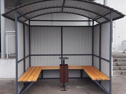 Готовые строения - Павильон для курения. Курилка, 0