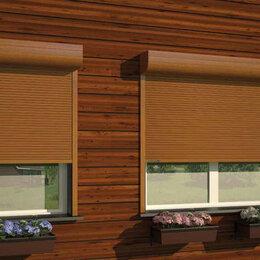 Окна - рольставни, изготовление и установка, 0