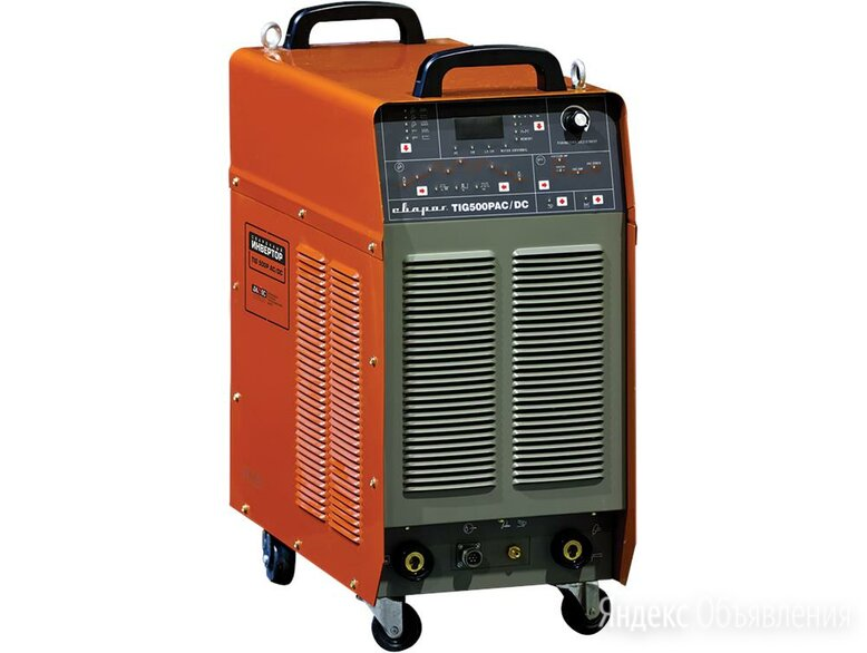 TIG 500 P DSP AC/DC (J1210) по цене 235270₽ - Сварочные аппараты, фото 0