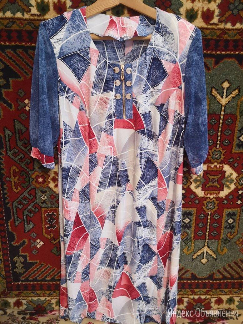 Платье красивое новое 58-60 размер по цене 1500₽ - Платья, фото 0