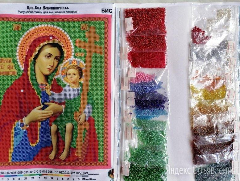 Набор для вышивания бисером по цене 300₽ - Рукоделие, поделки и сопутствующие товары, фото 0