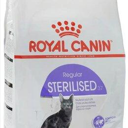 Корма  - Sterilised 37 10 кг royal canin , 0