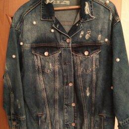 Домашняя одежда - Куртка женская джинсовая р 44-46 , 0