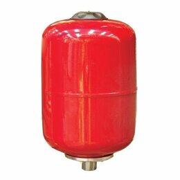 Расширительные баки и комплектующие - Расширительный бак для системы отопления 12 литров вертикальный, 0