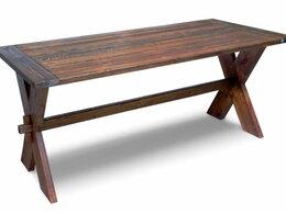 Столы и столики - Стол Ирбея №10 160х80, 0