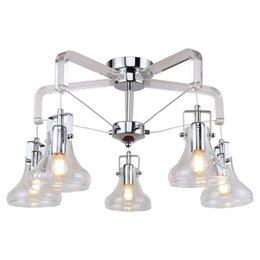 Люстры и потолочные светильники - Потолочная люстра Lussole Lgo Mohave LSP-8089, 0