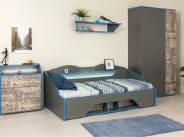 Кровати - Кровать Индиго, 0