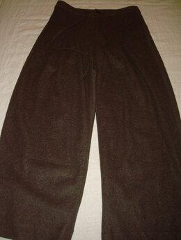 Брюки - Шерстяные женские бохо брюки, 0