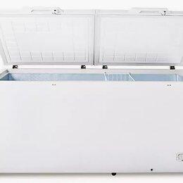 Морозильники - Морозильный ларь (камера 420л.) , 0