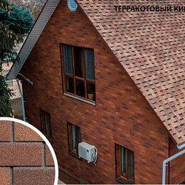 Фасадные панели - Фасадная плитка ТехноНИКОЛЬ Хауберк, 0