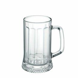 Кружки, блюдца и пары - Кружка 330 мл, для пива, ЛАДЬЯ, 12 шт/уп, ОСЗ, 0