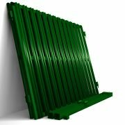 Заборы и ворота - Ворота забора Zanberg 3,5мх1,6м, 0