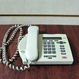 Системные телефоны - Цифровой телефон Nortel Meridian M3902 (белый), 0