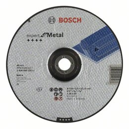 Диски отрезные - Диск отрезной BOCSH по металлу 230 х 22 х 2,5 мм, 0