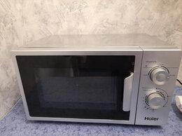 Микроволновые печи - Микроволновая печь haier hmx-mm207w, 0