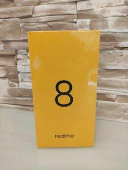 Мобильные телефоны - Новый запечатанный Realme 8, 0