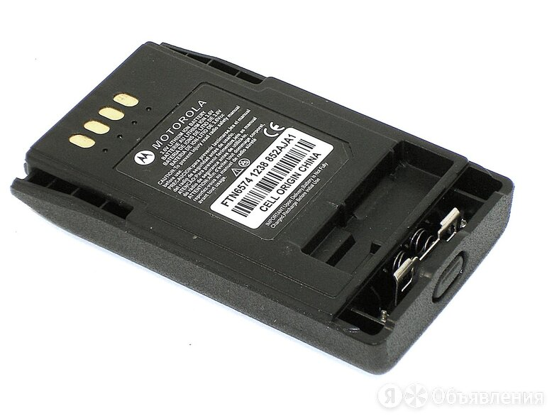 Аккумулятор для Motorola CEP 400 MTH850 (PMNN6074) 2200mAh 3.6V Li-ion по цене 1750₽ - Запчасти и аксессуары для планшетов, фото 0