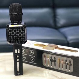 Микрофоны - Беспроводной караоке-микрофон YS-05 , 0