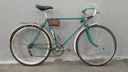 Велосипеды - Велосипед Спутник, 0