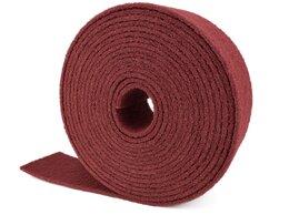Строительный скотч - Скотч брайт FLEXOVIT рулон красный 115 мм x 10 м…, 0