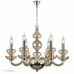 Люстры и потолочные светильники - Подвесная люстра Newport 1906/S cognac, 0